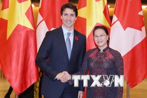 Việt Nam đánh giá cao và ủng hộ chính sách đối ngoại của Canada