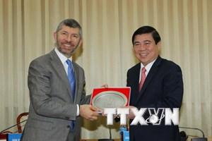 Thành phố Hồ Chí Minh và Italy tăng cường kết nối hợp tác đầu tư