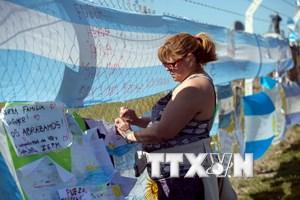 Vụ tàu ngầm Argentina mất tích: Công tác tìm kiếm chưa có kết quả