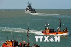 Thấy vật khả nghi ở khu vực tìm tàu ngầm Argentina mất tích