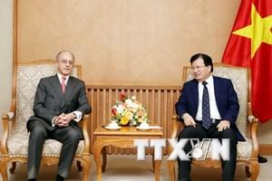 Khuyến khích doanh nghiệp Vương quốc Anh đầu tư vào Việt Nam