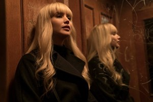 Black Panther khiến Red Sparrow của Jennifer Lawrence thất thu