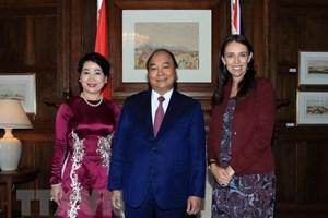 Thủ tướng kết thúc tốt đẹp chuyến thăm chính thức New Zealand