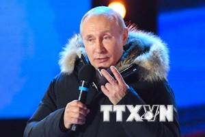Ông Putin đối mặt với nhiều thách thức kinh tế trong nhiệm kỳ mới