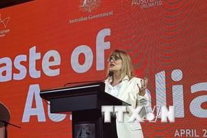 Taste of Australia 2018 mang ẩm thực kết hợp với âm nhạc