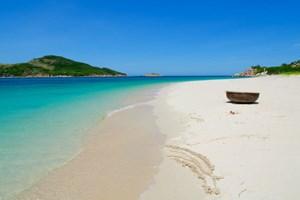 Đến với thiên đường biển đảo Bình Hưng - viên ngọc chưa mài giũa