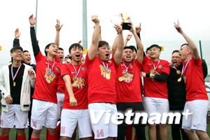 SVUK CUP 2018 - sân chơi lành mạnh cho du học sinh Việt tại Anh