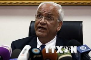 Palestine khẳng định không tham gia thỏa thuận hòa bình do Mỹ đề xuất