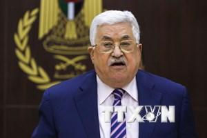 Tổng thống Abbas: Sẽ không có hòa bình nếu không có Jerusalem