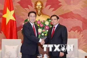 Việt Nam sẽ quan tâm thúc đẩy giao lưu nhân dân với Nhật Bản