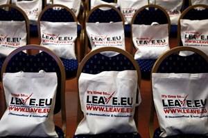 Nhóm vận động Anh rời khỏi EU bị phạt do vi phạm quy tắc tài chính