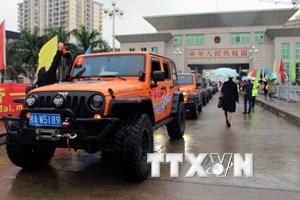 Trung Quốc-Việt Nam mở rộng tuyến du lịch tự lái xe qua biên giới