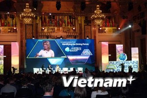 Hội nghị thượng đỉnh thế giới tại Áo về chống biến đổi khí hậu