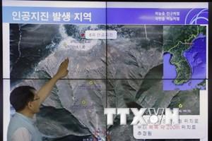 Triều Tiên chưa duyệt danh sách nhà báo Hàn tham dự sự kiện Punggye-ri