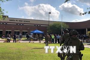 Vụ xả súng tại Mỹ: Cảnh sát xác nhận 10 người thiệt mạng