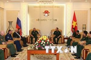 Tăng cường hợp tác gìn giữ hòa bình Liên hợp quốc giữa Việt Nam và Nga