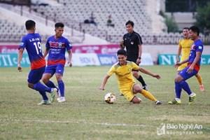 Sông Lam Nghệ An thắng trên sân nhà trước Xổ số kiến thiết Cần Thơ