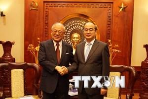 TP.HCM mong Nhật tiếp tục hỗ trợ phát triển nông nghiệp công nghệ cao