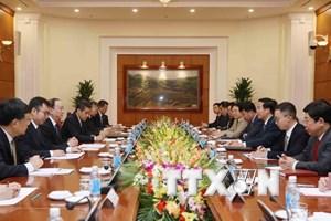 Hội thảo lý luận lần thứ 14 giữa Đảng Cộng sản Việt Nam và Trung Quốc