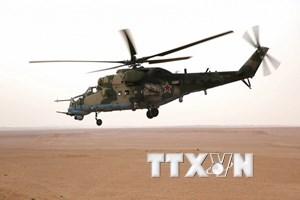 Nga thông báo rút hàng chục máy bay quân sự khỏi Syria