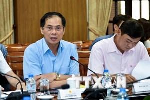 Cuộc họp lần thứ tư Ban Tổ chức Hội nghị WEF về ASEAN
