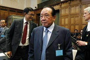 Campuchia yêu cầu Thái rút khỏi Preah Vihear