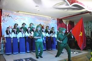 Míttinh kỷ niệm Chiến thắng Điện Biên Phủ tại Ukraine