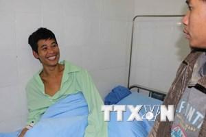 Lâm Đồng: 11 công nhân vụ sập hầm thủy điện được xuất viện