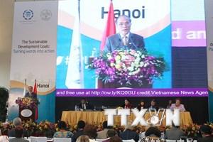 Chủ tịch Quốc hội dự khai mạc Hội nghị Nữ nghị sỹ lần thứ 21