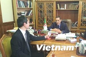 Algeria vận dụng thành công chiến tranh cách mạng của Việt Nam