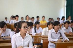 TP.HCM: Nhiều trường đại học xét tuyển đầu vào ở mức 15 điểm
