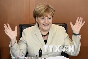 Thủ tướng Đức Merkel có triển vọng giành giải Nobel Hòa bình