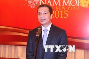 Trung Quốc coi trọng việc phát triển quan hệ với Việt Nam