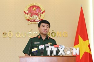Công bố nguyên nhân ban đầu sự cố máy bay Su 30-MK2 gặp nạn