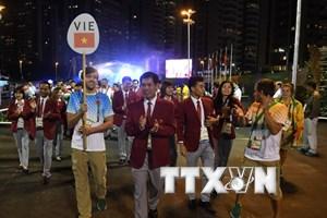 """""""Đoàn thể thao Việt Nam đã có một kỳ Thế vận hội thành công"""""""