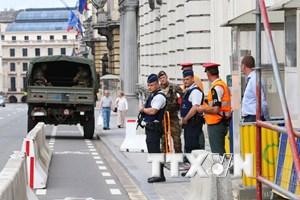 Chống khủng bố: Bỉ lắp đặt 2.000 camera để đảm bảo an ninh