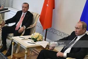 Nga và Thổ Nhĩ Kỳ tìm cách hàn gắn lại quan hệ song phương