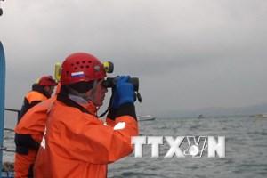 Vụ tai nạn máy bay Nga: Đã tìm thấy thân máy bay ở Biển Đen