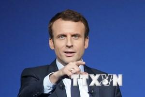 Ứng cử viên Macron công bố kế hoạch phát triển nông thôn