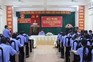Trưởng phòng Tổ chức cán bộ, Viện Kiểm sát Quảng Trị bị kỷ luật Đảng