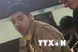 Cảnh sát Anh công bố hình ảnh đối tượng đánh bom Manchester