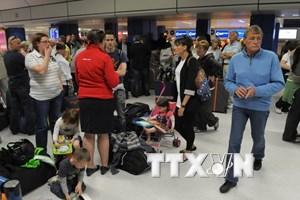 Anh: Túi đồ khả nghi tại sân bay Manchester không gây nguy hiểm
