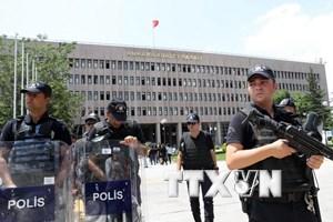 Thổ Nhĩ Kỳ bắt giữ 26 đối tượng có liên quan IS tại Istanbul