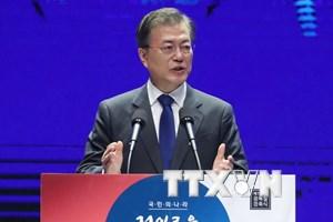 Tổng thống Hàn Quốc đánh dấu 100 ngày cầm quyền, tăng cường cải cách