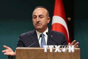 Ngoại trưởng Thổ Nhĩ Kỳ Cavusoglu muốn cải thiện quan hệ với Đức
