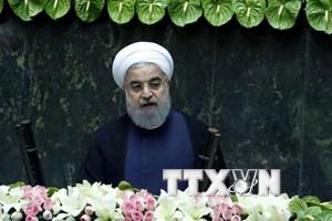 Tổng thống Rouhani cảnh báo Saudi Arabia về 'sức mạnh' của Iran