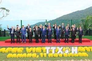 Trang mạng Anh: APEC 2107 là cơ hội cho Việt Nam củng cố vị thế