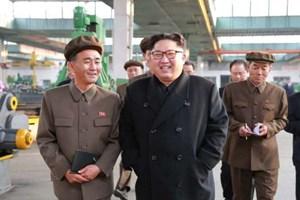 Triều Tiên đang gấp rút đóng tàu ngầm trang bị tên lửa đạn đạo mới