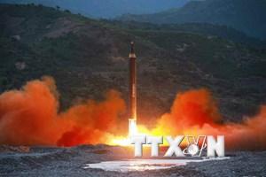Triều Tiên vẫn bị hạn chế trong công nghệ đưa tên lửa về khí quyển