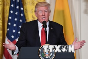 Ông Trump: Chưa bao giờ yêu cầu FBI ngừng điều tra cựu cố vấn Flynn